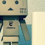 cheero Power Plus 3 mini 6700mAhがやって来た!