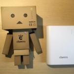 <レビュー>cheero Power Plus 3がやって来た!
