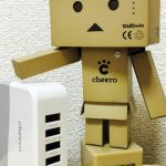 cheero 4port USB AC ADAPTERを買ってみた話