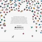 Apple、WWDC 2017を現地時間6月5日午前10時〜開催