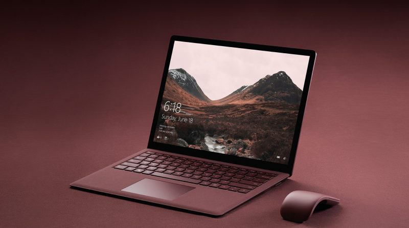 Microsoft、Surface Laptopの国内販売を開始
