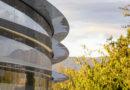Apple Parkの最新空撮映像が公開される 建設工事はほぼ終了