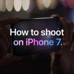 Apple、iPhone7を使った写真撮影テクニックを紹介する「iPhone7 で撮影する」の新しい動画を公開