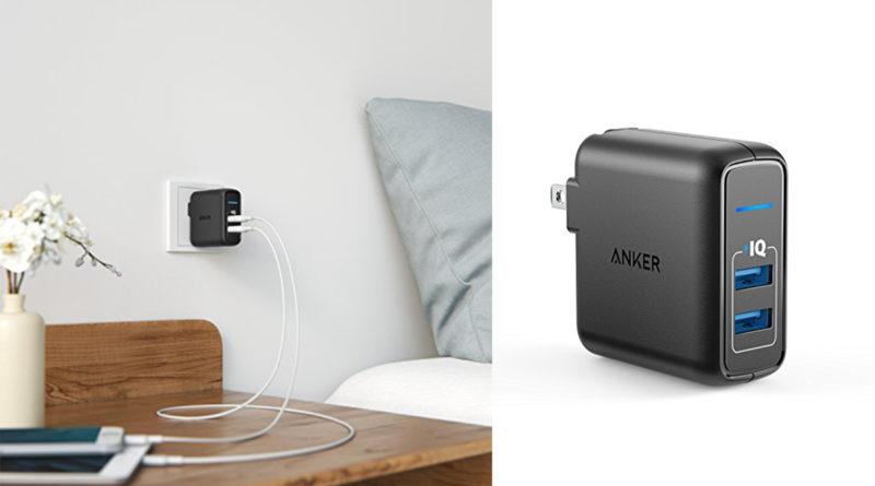 Anker、新型2ポートUSB ACアダプターAnker PowerPort 2 Eliteを発売開始