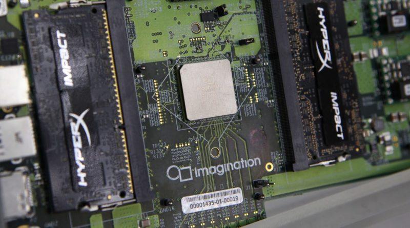 Appleに見捨てられたImagination Tech 中国政府系出資ファンドが買収か