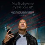 Apple、iPhone 7 — The Rock x Siri Dominate the Dayの新しい動画を公開