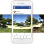 Facebook、公式iOSアプリ内で360度写真撮影機能を提供開始
