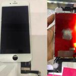 iPhone 7後継モデルのフロントパネルとされる画像が登場