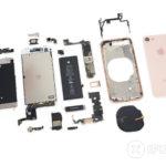 iFixit、iPhone 8の分解を実施 iPhone 7と比較すると構造に大きな変化あり
