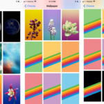 「iOS11」17枚もの新しい壁紙が搭載されていることが判明