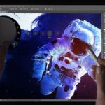 Adobe、最新のPhotoshop CC 2018で「Surface Dial」に対応