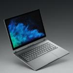 Microsoft、新たに15インチモデルを用意した「Surface Book 2」を発表