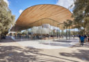 Apple新本社内にある「Apple Park Visitor Center」が正式オープン