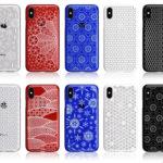 """パワーサポート、江戸切子とコラボしたiPhone Xケース「Air Jacket """"kiriko"""" for iPhone X」を発表"""