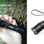 Anker、IP65防水の充電式LEDフラッシュライト「Anker Bolder LC90/LC40」を販売開始