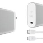 Belkin、「USB-C + USB-A ホームチャージャー」「USB-C ホームチャージャー」の販売を2018年1月26日より開始