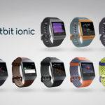 Fitbit、Fitbit Ionicの販売を2018年1月18日より開始 本日より先行予約開始