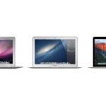 The world's thinnest notebook. MacBook Air.   MacBook Air、発売から10周年を迎える