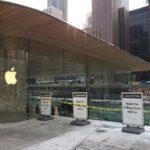 シカゴにオープンしたApple Store旗艦店の積雪問題 融雪装置のソフトウェアトラブルが原因だったことが判明