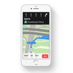 Apple「マップ」の車線案内機能がフィンランドなど欧州5カ国で利用可能に