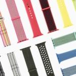 Apple、スプリングカラーが特徴の新しいApple Watchバンドを発表