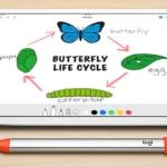 LogitechのiPad向けスタイラス「Crayon」の販売が開始 販売は教育機関向け限定