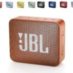 JBL、IPX7防水機能と豊富なカラーバリエーションは特徴のポータブルスピーカー「JBL GO 2」を発表