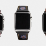 COACH、Apple Watch用バンドに夏モデルを追加