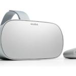 スタンドアロンヘッドセット「Oculus Go」の販売が開始 価格は199ドル〜