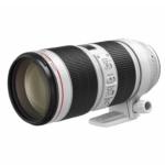 Canon、プロ・ハイアマチュア向けの望遠ズームレンズ2機種を発表