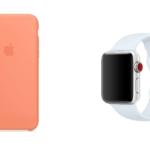 Apple、iPhoneケースやApple Watch用バンドに新色を追加