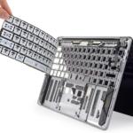 iFixit、MacBook Pro 2018のバタフライキーボードを分解 シリコン製の膜にある程度の効果があることが判明