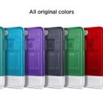 Spigen、iMac G3風ケース「Classic C1」にiPhone 8/8 Plus用を追加
