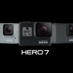 GoPro、新型アクションカム「GoPro HERO7」を発表 Black、Silver、Whiteの3機種が登場