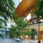 Apple、タイ・バンコクにオープンする Apple Central World の店舗写真を公開