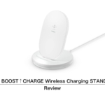 [レビュー]Belkin BOOST↑CHARGE Wireless Charging STAND 15W をチェック
