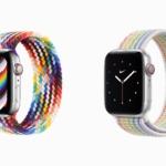 Apple、Apple Watch Pride Edition バンドおよびウィッチフェイスを発表