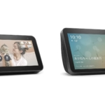 Amazon、新型 Echo Show 5 と Echo Show 8 を発表