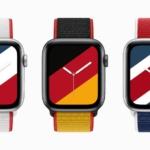 Apple、22ヶ国の国旗をモチーフにした Apple Watch バンドを発表