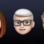 Apple、WWDC21 を直前にして役員の紹介ページの写真をミー文字に