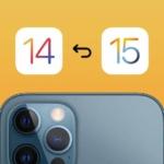iOS 15 Beta 版から iOS 14 にダウングレードする方法