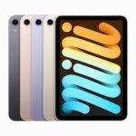 Apple、新型 iPad mini を発表